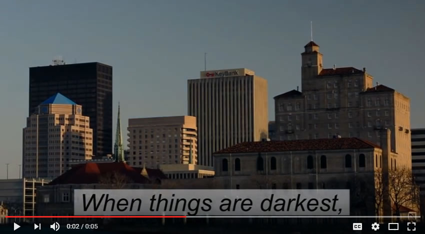 When Things Are Darkest
